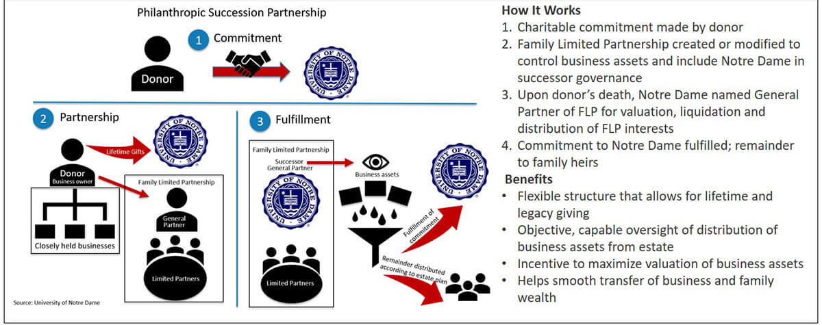 Philanthropic Succession Partnership How It Works 1200 Px