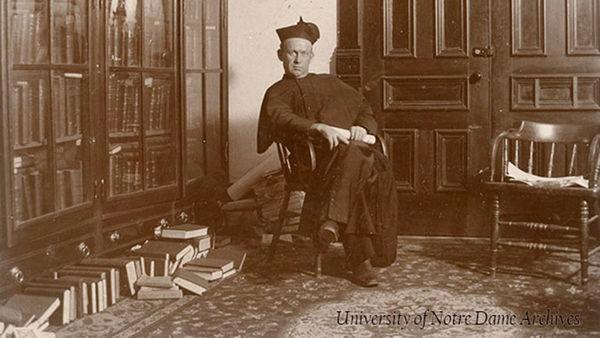 Fr. John Zahm
