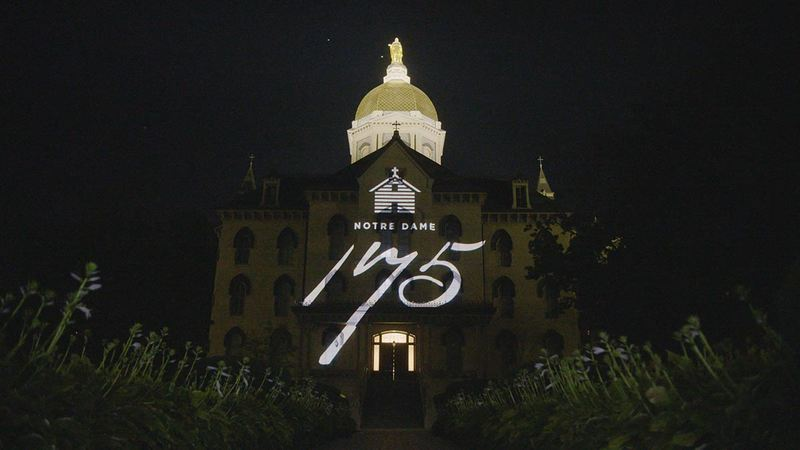 Under the Dome: Celebrating 175 Years of Notre Dame