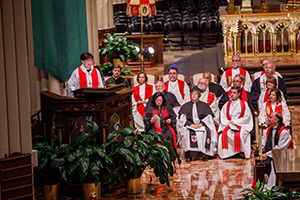 Ecumenical Prayer Service