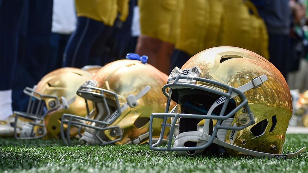 Football Weekend Events Notre Dame Vs Navy News Notre Dame News University Of Notre Dame