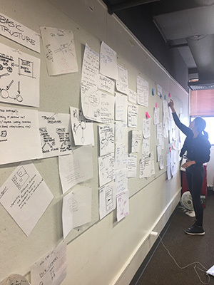 Design Research Practices class