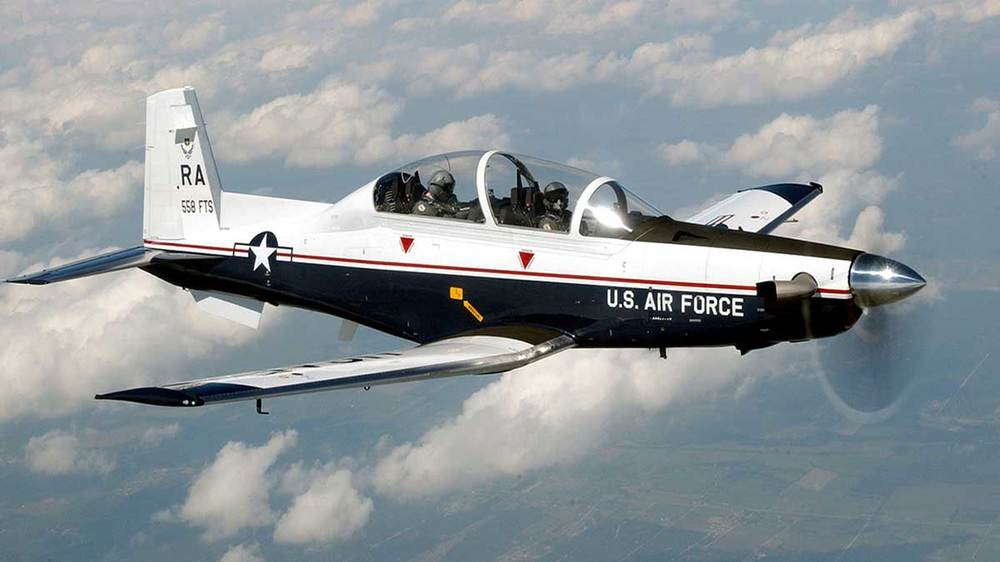 United States Air Force T-6