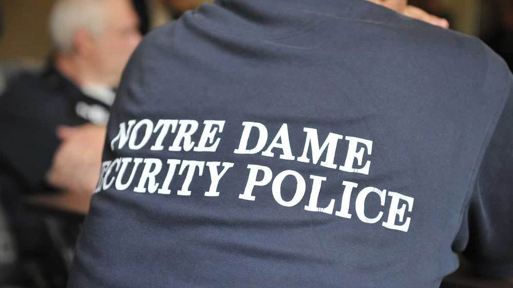 Notre Dame Security Police