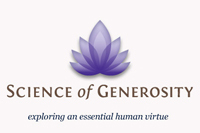 Science of Generosity