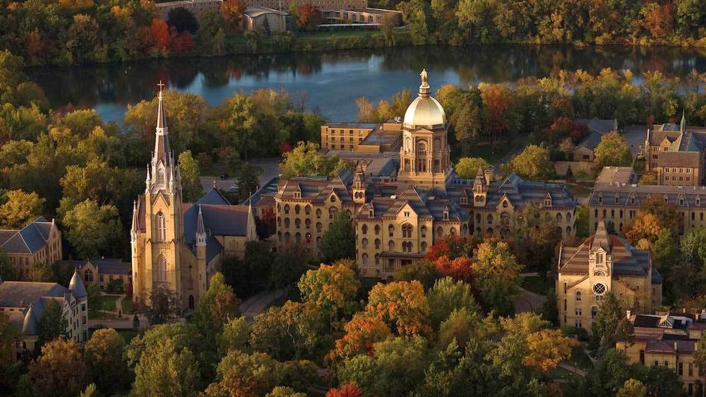 University of Notre Dame Leads the World in Theology, Divinity, and Religious Studies