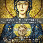 Monteverdi album cover