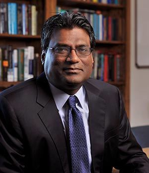 Harindra Fernando. Photo by Matt Cashore/University of Notre Dame.
