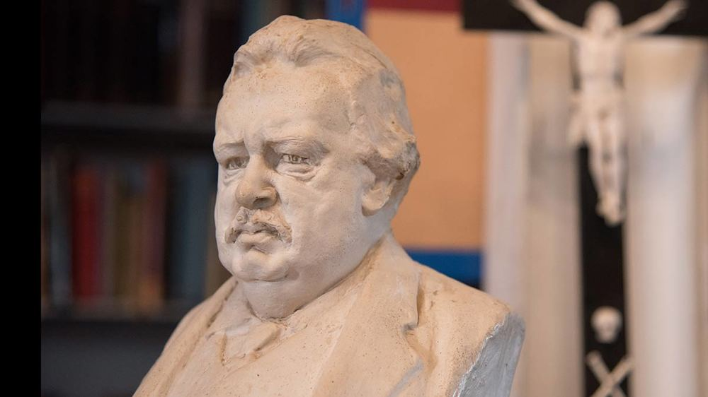 Chesterton Archive. Photo by John Cairns.