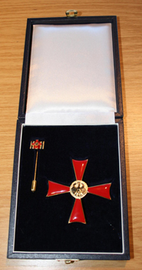 Officer's Cross of the Order of Merit