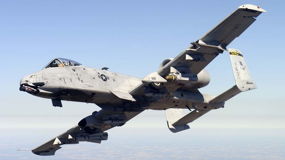 Air Force A-10 Thunderbolt