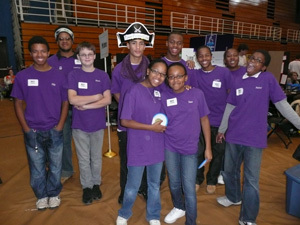 RCLC Lego Robotics Team