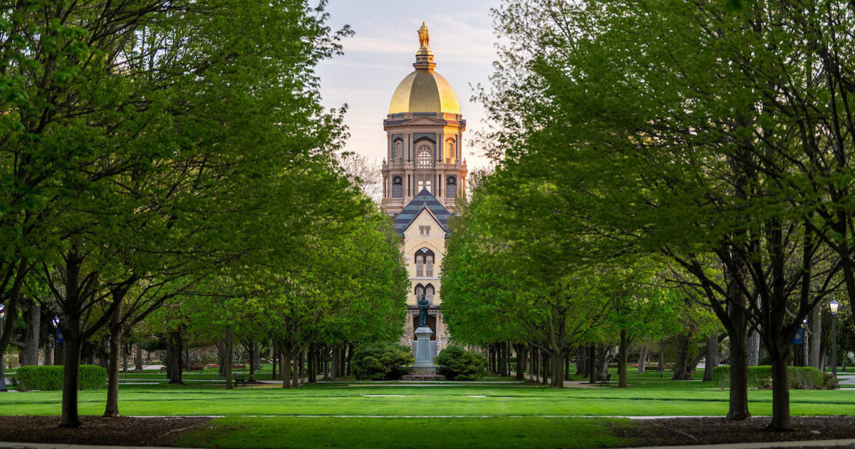 Notre Dame adds 24/7 telehealth access to support students' medical and mental health needs