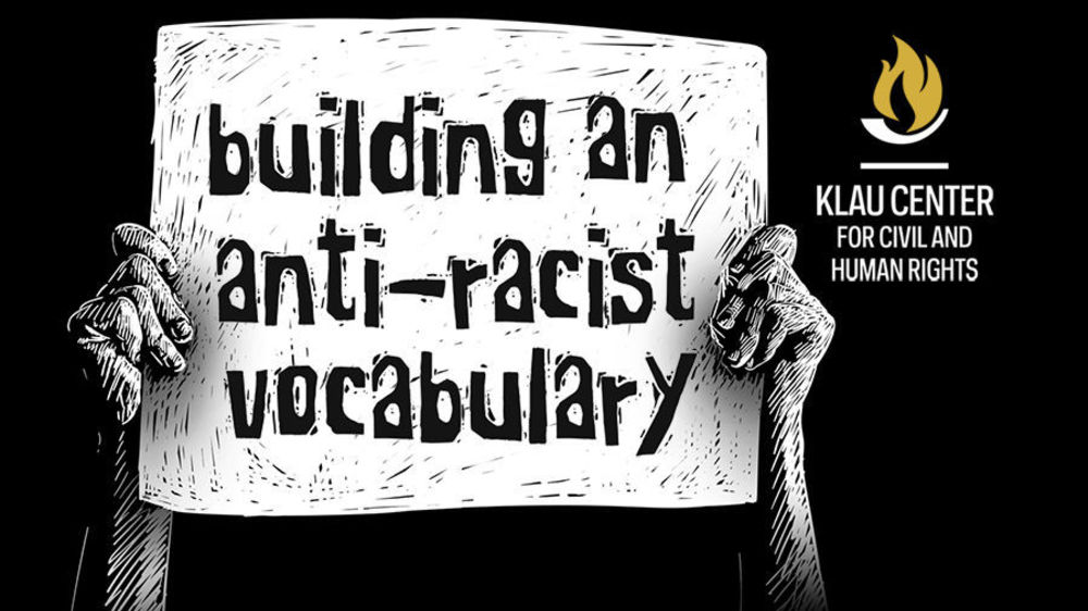 Building an Anti-Racist Vocabulary