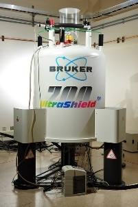 Notre Dame high-field NMR spectrometers