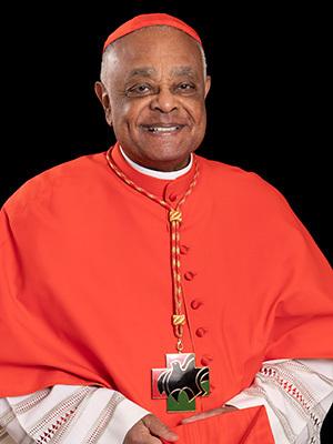 Cardinal Wilton Gregory Crop