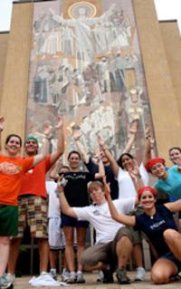 Notre Dame Vision