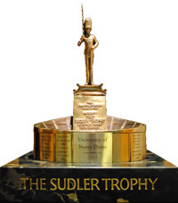 The Sudler Trophy