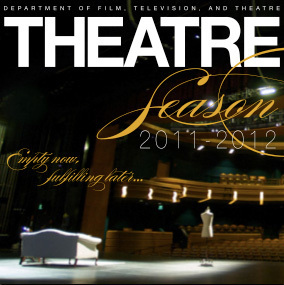 Notre Dame's Film, Television and Theatre Department presents its 2011-12 Season