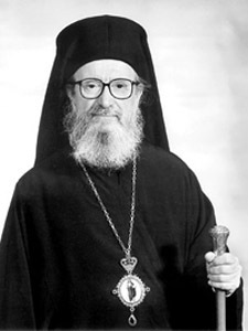 Archbishop Demetrios Trakatellis
