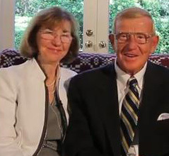 Beth and Lou Holtz