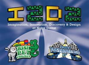 I2D2—Imagination, Innovation, Discovery and Design at Notre Dame