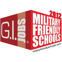 2012 Military Friendly School