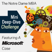 notre dame 2011 mba essays