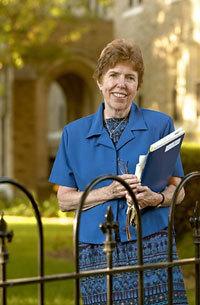 Sister Jean Lenz, O.S.F.
