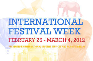 International Festival Week 2012