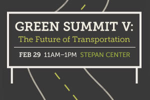 Green Summit V: The Future of Transportation