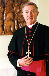 The Most Reverend Archbishop Jean-Louis Bruguès, O.P.