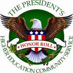 2012 President's Higher Education Community Service Honor Roll