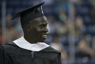 Graduate Commencement Ceremony