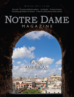 Notre Dame Magazine