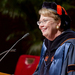 University of Virginia President Dr. Teresa Sullivan speaks at the 2012 ACE Commencement.
