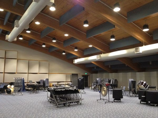 Ricci Band Rehearsal Hall