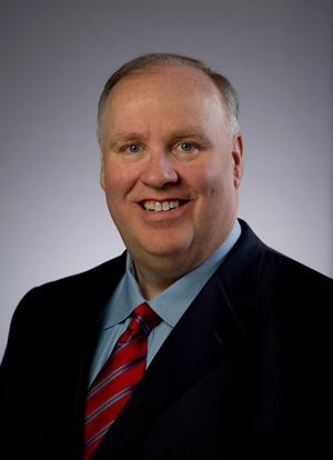 Vice President and Chief Investment Officer Scott Malpass