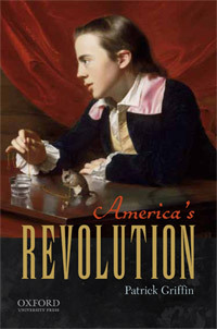 """America's Revolution"" by Patrick Griffin"