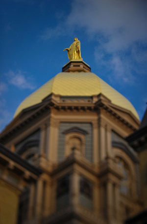 Notre Dame endowment pool at $18 billion for fiscal year 2017