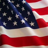 200x American flag