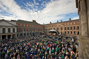 Dublin Castle Mass