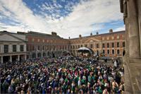 Mass at Dublin Castle