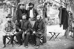 Catholic chaplains of the Irish Brigade, 1862
