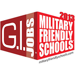 2013 Military Friendly School