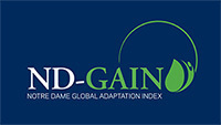 ND-GAIN logo