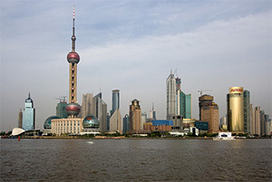 Shanghai, China (U.N. photo)